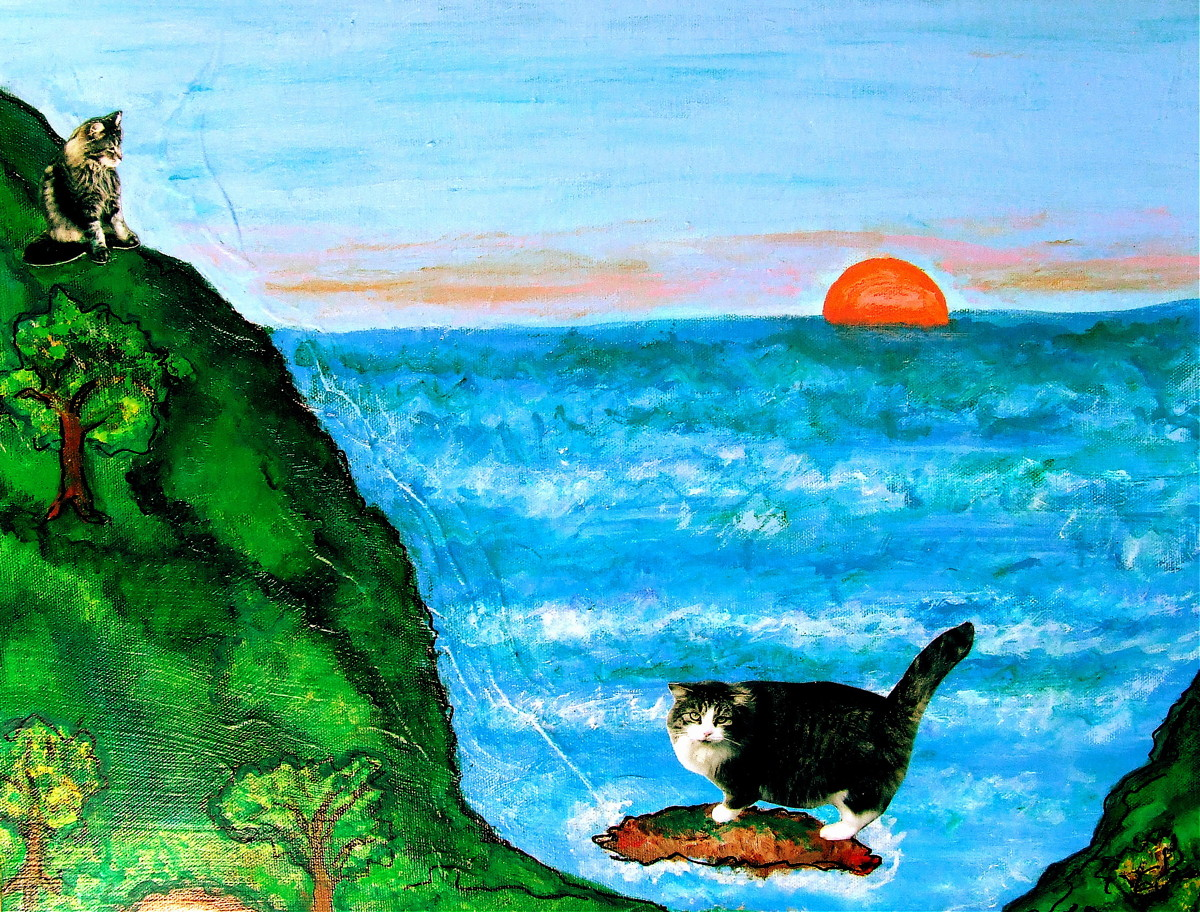 image of Cat Guardians of the Sea